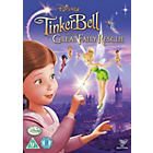 more details on Tinker Bell and the Great Fairy Rescue DVD.