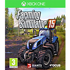 more details on Farming Simulator 15 Xbox One Game.