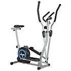 more details on Pro Fitness 2 in 1 Cross Trainer and Exercise Bike.