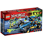 more details on LEGO Ninjago Jay Walker One - 70731.