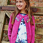 more details on Cherokee Girls' Pink Embellished Cardigan.