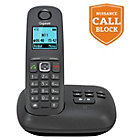 more details on Gigaset A550A Cordless Telephone with Answer M/c. - Single.