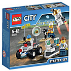 more details on LEGO City Space Starter Set - 60077.