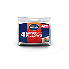 more details on Silentnight Super Soft 4 Pack of Pillows with Protectors.