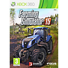 more details on Farming Simulator 15 Xbox 360 Game.