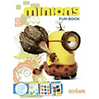 more details on Minions Fun Book.