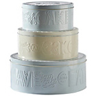 more details on Mason Cash Bake My Day Set of 3 Cake Tins.