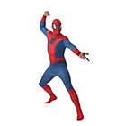 more details on Unisex Spiderman Costume Size M