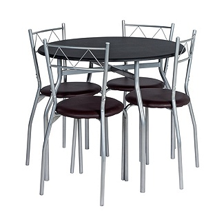 Round Kitchen Table And Chairs Argos Dining