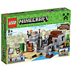 more details on LEGO Minecraft The Desert Outpost - 21121.