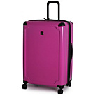 more details on IT Luggage Duralition Hard Shell Suitcase L - Purple.