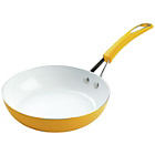 more details on Silverstone 24cm Skillet - Yellow.
