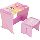 more details on Disney Princess Desk and Stool.