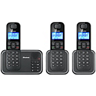 more details on Binatone Armour 5025S Cordless Telephone Answer M/c - Triple