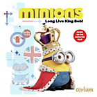 more details on Minions Long Live King Bob.