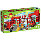 more details on LEGO® DUPLO Town Fire Station.