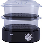 more details on Braun FS5100BK Food Steamer.