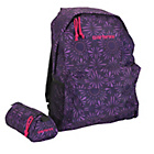 more details on IT Carbrini Backpack and Pencil Case Set - Purple.