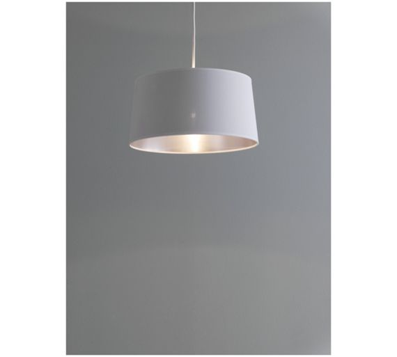 Buy Habitat Mini Grande Tapered Lampshade - White at Argos.co.uk - Your Online Shop for Lamp ...