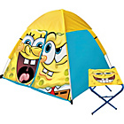 more details on Nickelodeon SpongeBob SquarePants Children's Camping Set.