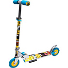 more details on SpongeBob SquarePants Scooter - Yellow.