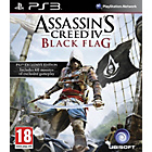more details on Assassin's Creed 4: Black Flag PS3 Game.