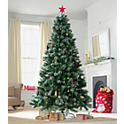 Pre-lit Snow Tipped Christmas Tree - 7ft.