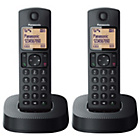 more details on Panasonic TGC322 Cordless Telephone with Answer Machine-Twin