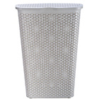 more details on Curver 55 Litre Laundry Hamper - Cream.