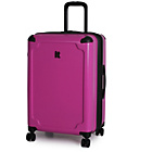 more details on IT Luggage Duralition Hard Shell Suitcase M - Purple.