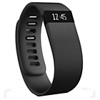 more details on Fitbit Charge Large Activity and Sleep Wristband - Black.