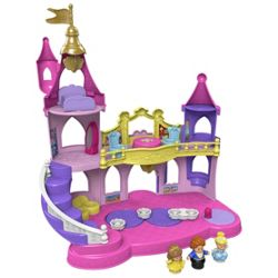 Fisher Price Disney Princess Musical Dancing Palace