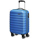 more details on Samsonite Palm Valley 55cm Spinner Suitcase - Cool Blue.