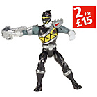 more details on Power Rangers Dino Charge 12.5cm Action Figure Black Ranger.
