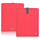 more details on NueVue Coral iPad Case - Pink/Green