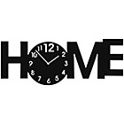 more details on Premier Housewares Black Home Design Wall Clock.