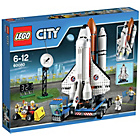 more details on LEGO® City Spaceport - 60080.