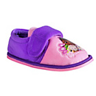 more details on Doc McStuffins Girls' Pink Slippers - Size 9.