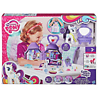 more details on My Little Pony Cutie Mark Magic Rarity Booktique Playset