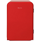 more details on Russell Hobbs RHRETUCLF55R Retro Under Counter Larder - Red.