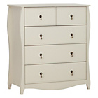 more details on Heart of House Abingdon 3 + 2 Drawer Chest.