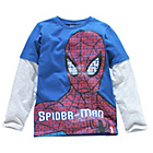 more details on Spider‑Man Boys' Long Sleeve Top.
