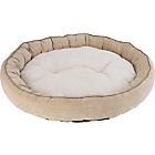 more details on Donut Extra Large Dog Bed - Beige Cord.