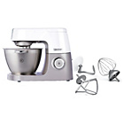 more details on Kenwood KVC5000T Chef Sense Stand Mixer - White.