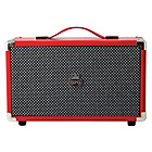 more details on GPO Westwood Retro Bluetooth Amp Speaker - Red