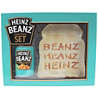 more details on Heinz Beans Toast Plate