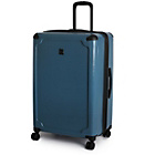 more details on IT Luggage Duralition Hard Shell Suitcase L - Blue.