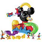 more details on Disney Mickey Mouse Clubhouse Deluxe Fly 'N' Slide Clubhouse