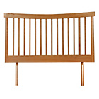 more details on New Dorset Small Double Headboard - Oak.