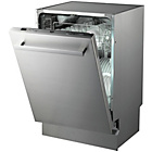 more details on Bush DWSLBI9W Integrated Slimline Dishwasher- Exp.Del.
